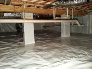 Delaware Crawl Space Encapsulation, Crawl Spaces, Sump Pumps, Dehumidifiers, Mold Removal